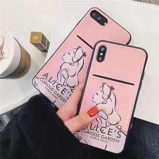 日本直送!愛麗絲iPhone case