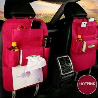 new car seat orgamizer tas mobil multifungsi