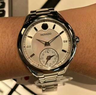 Movados watch original price $1495 with real diamonds