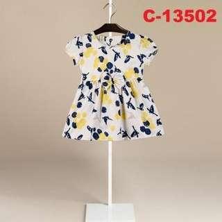 C-13502 : Baby Kids Girls Dress