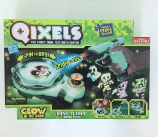 👻 Qixels Glow In the Dark