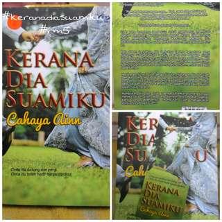 Novel Melayu Kerana Dia Suamiku