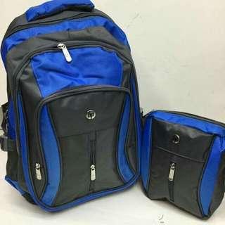 Backpack set 2 in 1