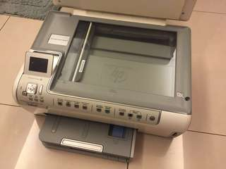 HP多功能事務機