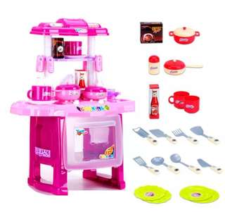 Kitchen Playset for toddlers