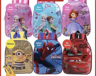 🎀WHOLESALES OR RETAILS ARE WELCOME🎀 Kids School Bag