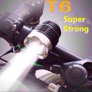 2000 Lumens T6 LED Bicycle bike light Front Head