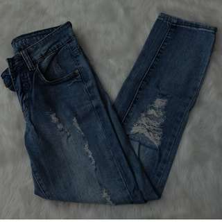 """Cotton On """"The Ripped Skinny"""" Jeans"""