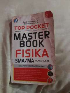 Top pocket master book fisika