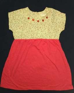 Dress Anak Oshkosh Flower