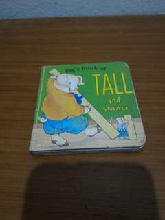 Mini boardbook