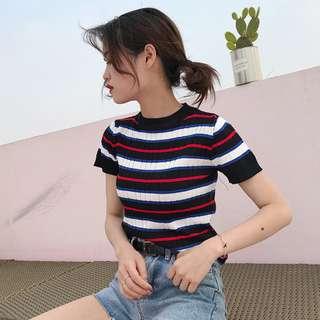 全新 女裝 Q519127 短袖T恤衫