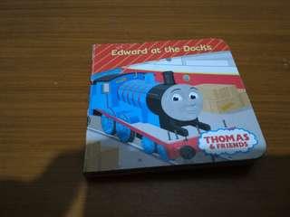 Boardbook thomas