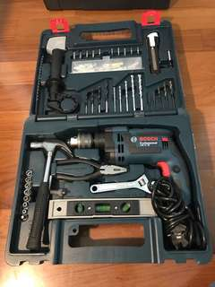 Bosch Power Drill - brand new