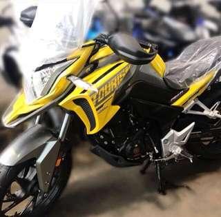Honda Tourism CB 190X