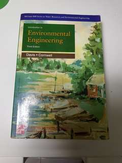 Introduction to Environmental Engineering Third Edition
