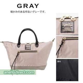 AUTHENTIC Legato Largo High Density Nylon 2 Way Shoulder Bag Handbag