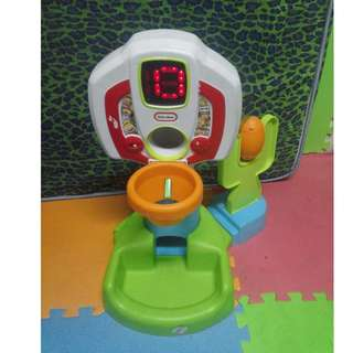 Little Tikes Basketball Digi Shot Counting