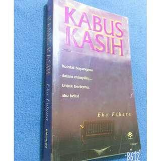 Novel Melayu : Kabus Kasih
