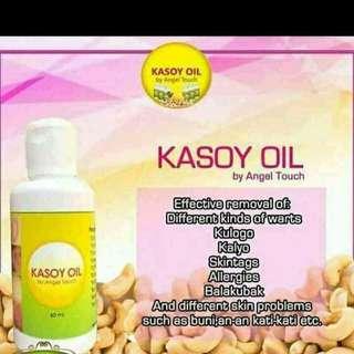 Kasoy Oil