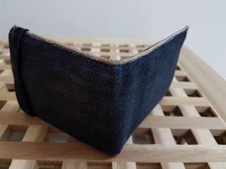 Nudie Jeans Leather Selvage Wallet