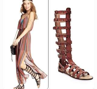 Madden girl gladiator sandals