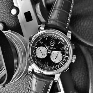 A. Lange & Söhne 	Double Split  Platinum Ref. No.404.035