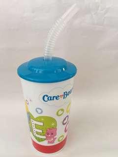 Ribena Carebears Drinking Cup with Straw
