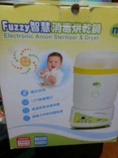 🚚 Fuzzy智慧奶瓶消毒烘乾鍋