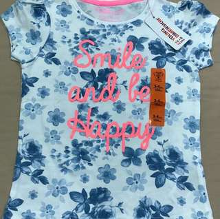 [readystock] Primark girls tshirt (3-4y)