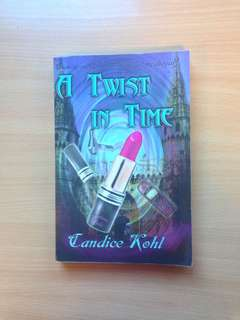 Candice Kohl A Twist in Time