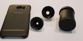 Casing Lensa Ori Samsung S7 Edge