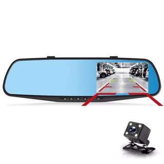 ♥️COD Dashcam & Rear Cam