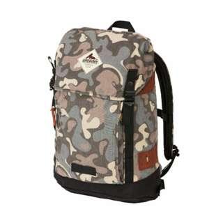 限時特價gregory 迷彩/藍/卡其backpack背囊/袋書包