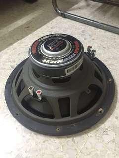 USED MTX AUDIO Subwoofer RT12-44