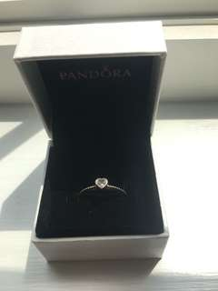 Brand New Pandora One Love Stackable Ring