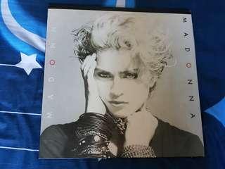 MADONNA DEBUT LP VINYL JAPAN