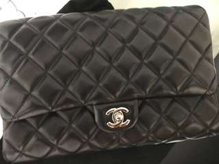 Authentic Chanel CWC Clutch with Chain