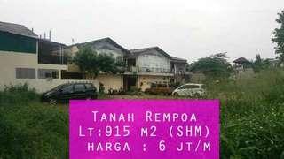 Tanah Rempoa Tangerang Selatan