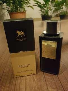 Horseball orchid originAl
