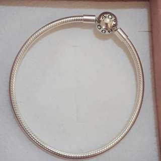 Pandora Bracelet Sz19