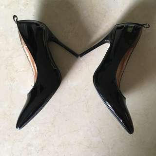 Black Pumps high heels