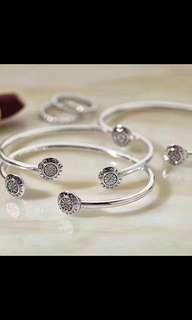 Pandora Bracelet Sale Sz 17-20