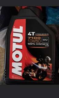 Motul 7100 (10w50)