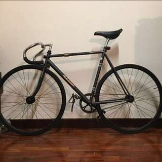 Razor track 54 proud cat fixed gear bike 貓店 死飛 鴿子館 Columbus
