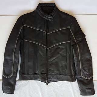 Vintage Vetter Jacket, Retro Biker Jacket, Rare Vetter Designer Leather Jacket, Rex Marsee design, Windjammer Model, Original, Made in USA, Authentic, Genuine Leather, Iconic, High Quality Leather, Size 34, For the Rocker, Rock Star, Street Fashion