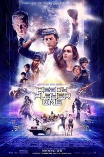 (Official) Ready Player One movie poster