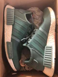 NMDs R1 - Vapour Steel
