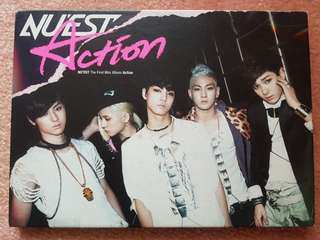 Nu'est Action Album