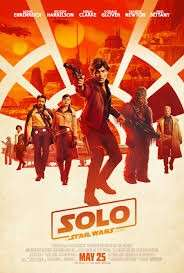 (Official) Star Wars Solo Han Solo Poster